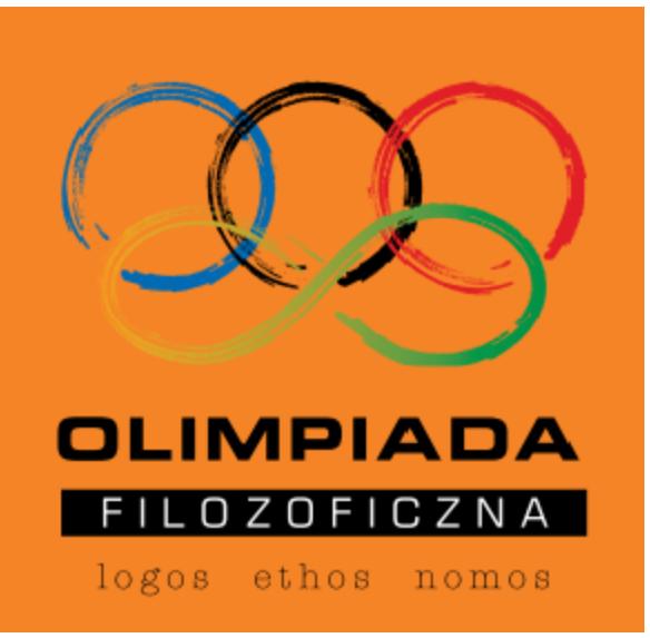 Logo Olimpiady Filozoficznej